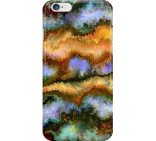 Surreal landscape art iPhone Case/Skin