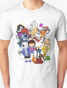 Undertale Pals T-Shirt