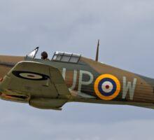 Hawker Hurricane Mk1  Sticker