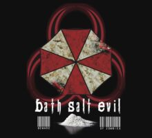 BATH SALT EVIL by creativenergy