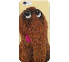Awesome snuffleupagus iPhone Case/Skin
