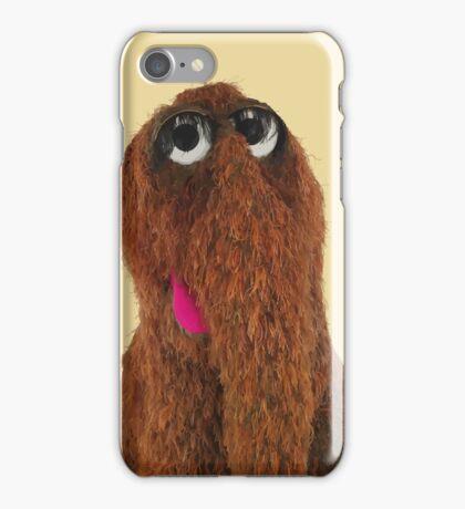Awesome snuffleupagus iPhone Case/Skin