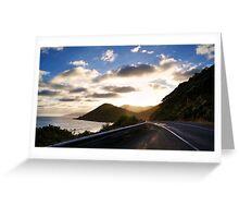 Great Ocean Road II Greeting Card