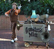 Gramophone Man @ Jazz & Blues Festival 2012 by muz2142