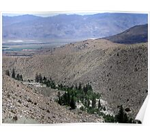 Owens Valley Below Poster