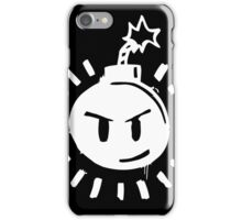 Funny Bomb - Black T iPhone Case/Skin