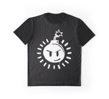 Funny Bomb - Black T Graphic T-Shirt