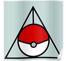 Pokemon Hallows Poster