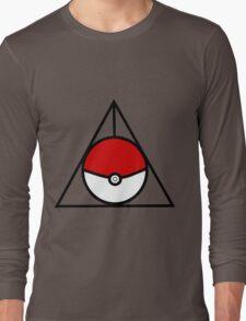 Pokemon Hallows Long Sleeve T-Shirt