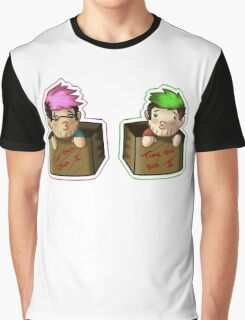 Septiplier-in-a-box Fan Items! Graphic T-Shirt