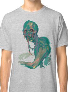 Pixel Zombie Classic T-Shirt