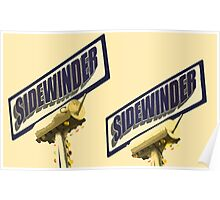 Sidewinder X2 Poster
