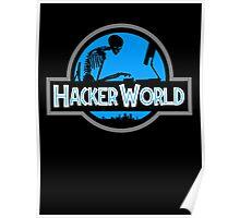 Hacker World Poster