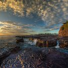 Kiama Morning Sunrise HDR v2 by Toma Iakopo | Tomojo Photography