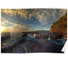 Kiama Morning Sunrise HDR v2 Poster