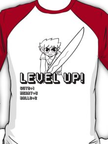 Level Up (w/ Scott Pilgrim) T-Shirt