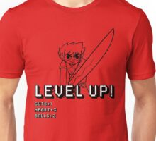 Level Up (w/ Scott Pilgrim) Unisex T-Shirt