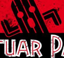 Cactuar park Sticker