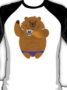MORNING COFFEE BEAR! T-Shirt