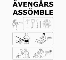 Superheroes Assembling T-Shirt