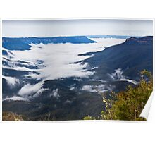 Sublime Point - Blue Mountains NSW Australia Poster
