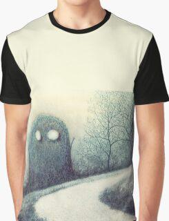 Hiding Graphic T-Shirt