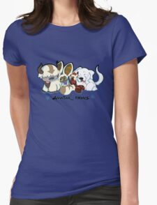 Avatar Paws Womens Fitted T-Shirt