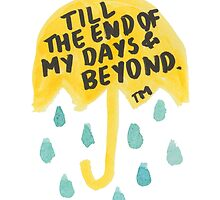 "HIMYM: ""Till the end"" by dictionaried"