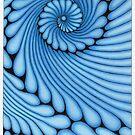 Water Spiral by Kristen Joy Tunney