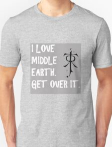 I <3 Middle Earth T-Shirt