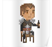 Pixel Krem - Dragon Age Poster