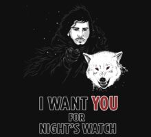 Uncle Jon- Game of Thrones Shirt