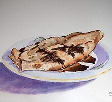 Pancakes with James by Pat  Elliott