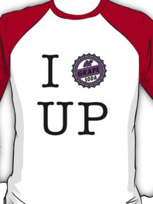 Up, Up and Away to Adventure! (I Heart Up) T-Shirt
