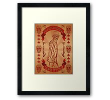 Spectre - Day Of The Dead Framed Print