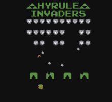 Hyrule Invaders by Baardei