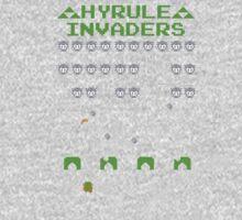 Hyrule Invaders Baby Tee