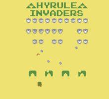 Hyrule Invaders One Piece - Short Sleeve