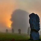 Avebury Sunrise II by Lea Valley Photographic