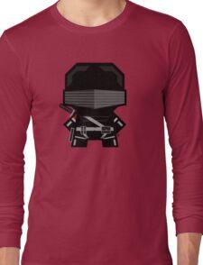 Mekkachibi Snake-Eyes Long Sleeve T-Shirt