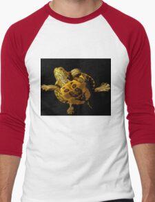 Wild nature - turtle Men's Baseball ¾ T-Shirt