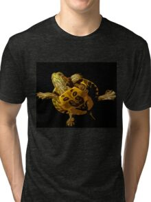 Wild nature - turtle Tri-blend T-Shirt