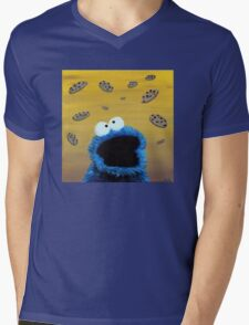 Cookie Dawn Mens V-Neck T-Shirt