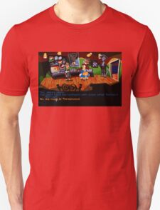 Maniac Mansion - Day of the Tentacle #01 T-Shirt