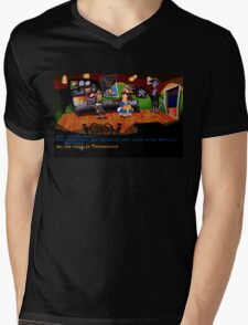 Maniac Mansion - Day of the Tentacle #01 Mens V-Neck T-Shirt