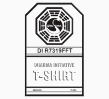 LOST Dharma Initiative by djhypnotixx
