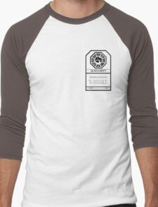 LOST Dharma Initiative Men's Baseball ¾ T-Shirt