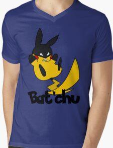 Bat'chu Mens V-Neck T-Shirt