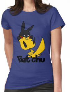 Bat'chu Womens Fitted T-Shirt