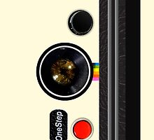 Polaroid Onestep camera iphone 5, iphone 4 4s, iPhone 3Gs, iPod Touch 4g case by pointsalestore Corps